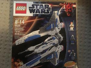 Lego Star Wars Mandalorian Fighter  Retired