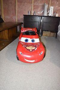 Lightning McQueen Power Wheels