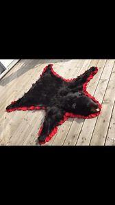 Manitoba Black & Brown Bear - Rug
