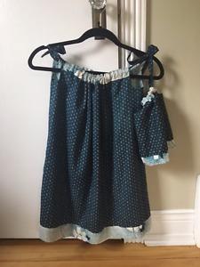 Matching Dress and Doll dress