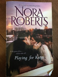 Playing for Keeps by Nora Roberts
