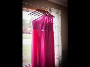 Prom dress/ bridesmaid dress