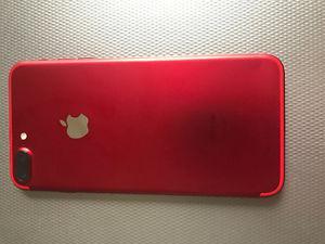 Red iPhone 7 Plus 128 GB