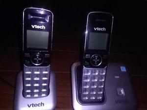 Selling 2 V-Techs Home phone device's