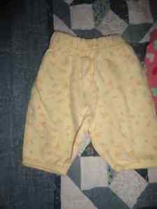 Small lot of Baby Girl 5 Pants