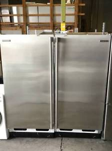 Sold Fridge And All Freezer By Electrolux