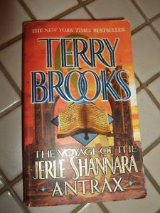 The Voyage of the Jerle Shannara - Anthrax By Terry Brooks