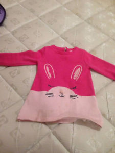 Various kids dresses and jackets - New and used - part 3