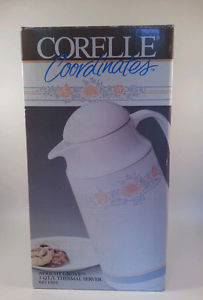 Vintage Corelle Apricot Grove Thermal Sever. ~~NEW