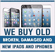 Wanted: $$ For your broken iPhone