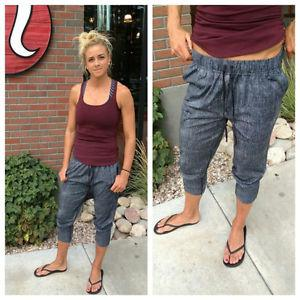 Wanted: Looking for lululemon jet crops