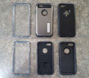 iPhone 7 Cases, Like new condition.