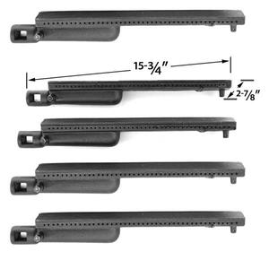 Shop 5 Pack Cast Iron Replacement Burner for Glen Canyon Gas Grills FOR SALE