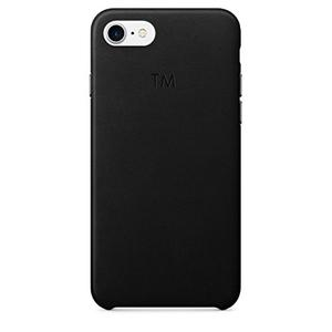 iPhone 7 Plus Smooth Genuine Leather case OFFERED