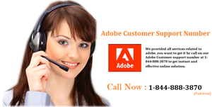 Get Adobe Customer Support number at  SERVICES