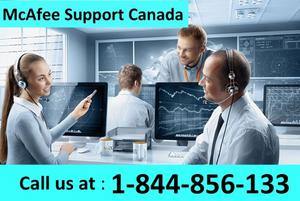 McAfee Antivirus Support SERVICES