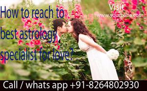 astrology specialist for love 101 good result 91  OFFERED