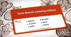 Epixel Solutions The king of MLM Software FOR SALE