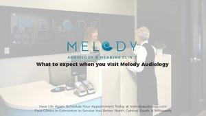 Hearing clinics in Edmonton Melody Audiology SERVICES