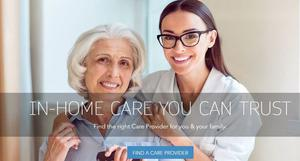 Senior home care in Edmonton Entrust Home Care SERVICES