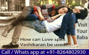 Love spell Vashikaran by astrologer expert 91  OFFERED