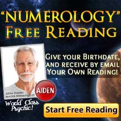 FREE NUMEROLOGY READING FOR SALE