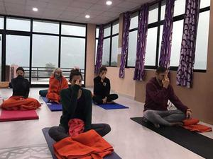 200 Hour Vinyasa Yoga Teacher Training in Rishikesh India FOR SALE