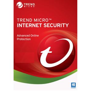 1Yr 3PC Trend Micro Internet Security  Keycard FOR SALE