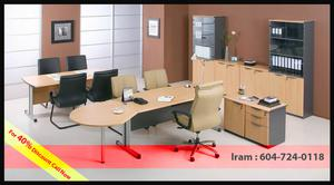 Get New Canadian Office Furniture FOR SALE