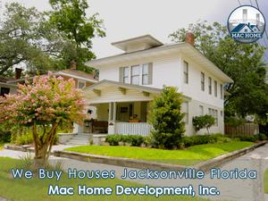 Sell My House Fast For Cash with Mac Home Development Inc SERVICES