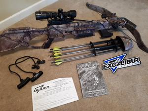 BRAND NEW excalibur matrix 380 FOR SALE