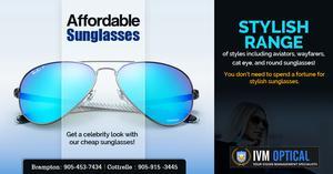 Top Designer Sunglasses Brampton at Affordable Price FOR SALE