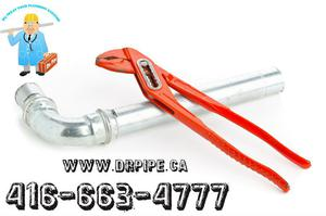 Drain and Plumbing service in Toronto SERVICES
