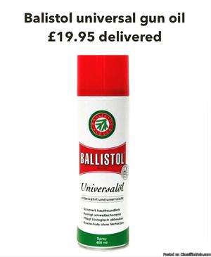 Ballistol oul