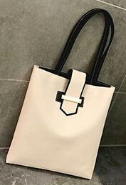 New Ladies Fashion Red Handbag