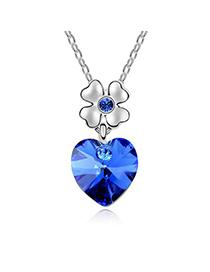 New Ladies Necklace With Heart Pendant