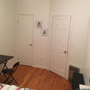 One Double Room and One Small/Single Room available for