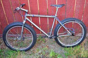 MOOTS Rigor Mootis Snow Fat bike
