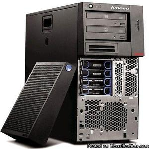 Lenovo server TS100 intel Xeon Xram 250 hdd
