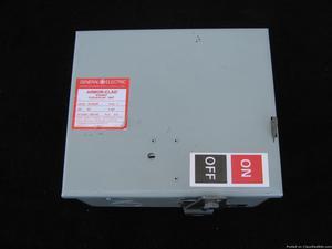 General Electric, Armor-Clad Busway Flex A Plug Unit