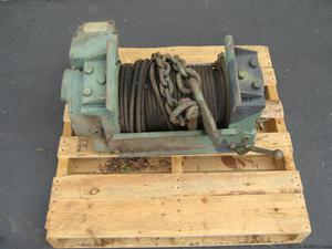 Power-Take-Off Winch