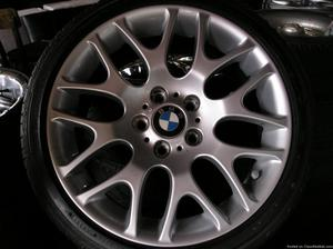 4 18 inch bmw WHEELS and tires atlanta (with shipping