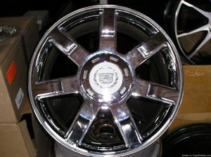 4 22 inch cadillac escalade wheels