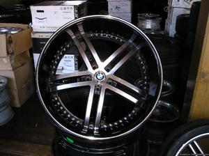 4 22 inch status bmw wheels atlanta (with shipping available