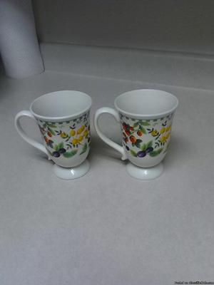 2 pc. Coffee Mug Set $3 / 4 pc. Coffee Mug Set $5