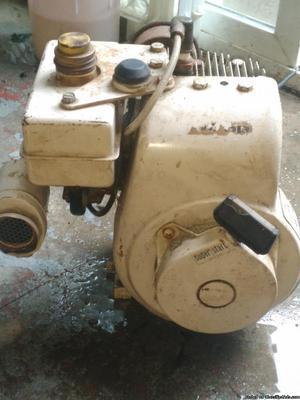 Sideshaft 10 horse utility engine or go cart engine. Runs