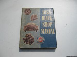 BUISK FACTORY SHOP MANUAL