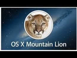 Mountain Lion  Mac OSX…Make Your Mac Roar With This
