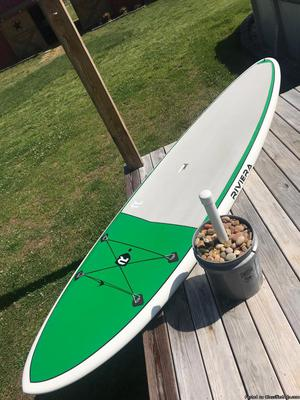 Two Paddle Boards and Accessories-Mint condition