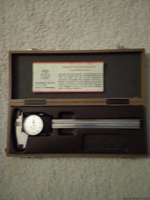 """6"""" precision micrometer"""